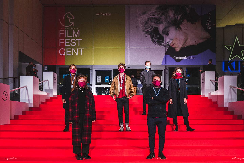 Film Fest Gent - Photocall Young Critics
