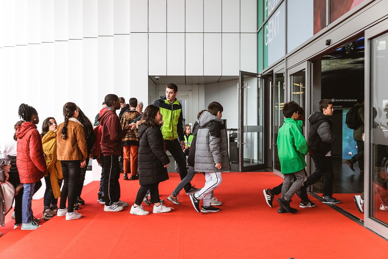 Film Fest Gent - Schoolvoorstelling: Kapsalon Romy