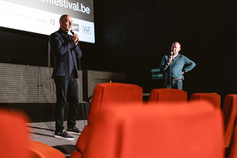 Film Fest Gent - Q&A David Färdmar - Are We Lost Forever