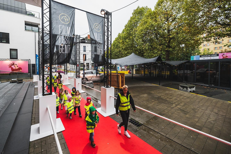 Film Fest Gent - Schoolvoorstelling: Zibilla staat op haar strepen