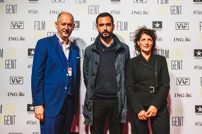Film Fest Gent - Rode Loper: Blanco en Blanco