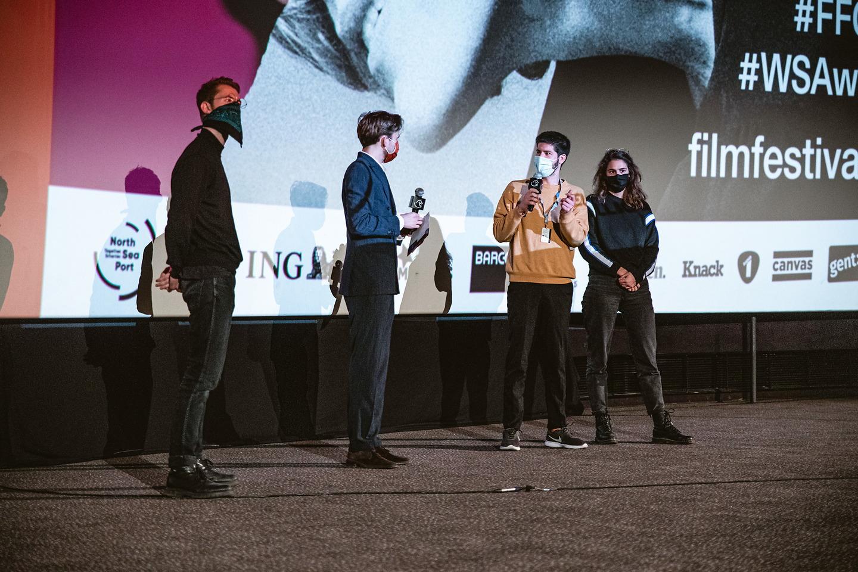 Film Fest Gent - German Shorts + Short Film Award Ceremony