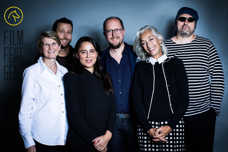 Film Fest Gent - Portretten van de Internationale Jury