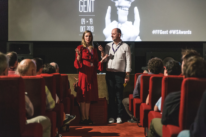Film Fest Gent - Q&A Gem
