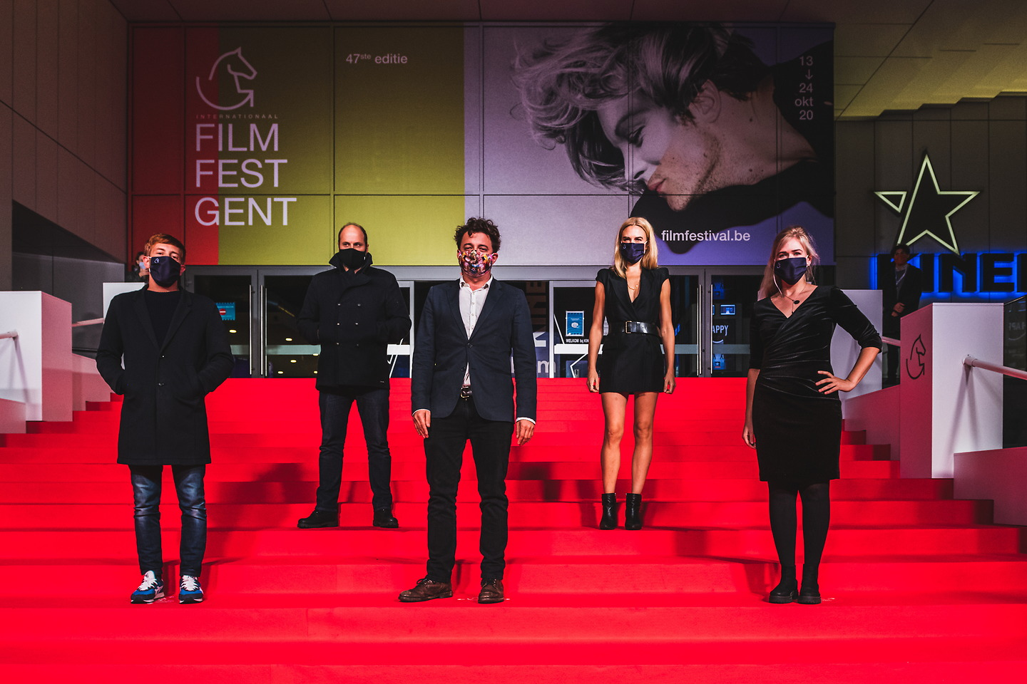 Film Fest Gent - Rode loper internationale jury