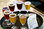 Cascade Brewing Barrel House Beer Sampler, Portland, Oregon