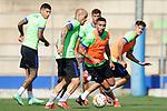 Getafe CF's Sandro Ramirez during training session. August 17,2021.(ALTERPHOTOS/Acero)