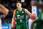 Unicaja Malaga's player Nemanja Nedovic during match of Liga Endesa at Barclaycard Center in Madrid. September 30, Spain. 2016. (ALTERPHOTOS/BorjaB.Hojas)