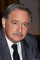 April 1993 File photo  -  Jacques Parizeau