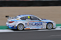 2020 British Touring Car Championship Media day.#16 Aiden Moffat. Laser Tools Racing. Infiniti Q50.