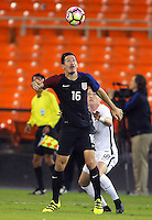 Washington, D.C. - October 11, 2016: The USMNT played to a 1-1 tie with the New Zealand National Team in an international friendly at RFK Stadium.