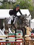 01 May 2011. Fernhill Urco and Mary King finish 2nd in the Rolex Three Day Event.