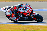 LCR Honda IDEMITSU's rider Takaaki Nakagami of Japan rides during the MotoGP Official Test at Chang International Circuit on 18 February 2018, in Buriram, Thailand. Photo by Kaikungwon Duanjumroon / Power Sport Images