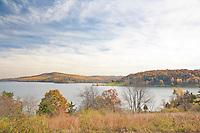 Round Valley Reservoir, Hunterdon County, New Jersey