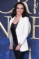 "Shirley Ballas<br /> arriving for the ""Fantastic Beasts: The Crimes of Grindelwald"" premiere, Leicester Square, London<br /> <br /> ©Ash Knotek  D3459  13/11/2018"