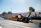 NHRA Mello Yello Drag Racing Series<br /> Dodge NHRA Nationals<br /> Maple Grove Raceway<br /> Reading, PA USA<br /> Saturday 23 September 2017 Richie Crampton, SealMaster, top fuel dragster<br /> <br /> World Copyright: Mark Rebilas<br /> Rebilas Photo
