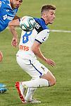 Atalanta BC's Robin Gosens during friendly match. August 10,2019. (ALTERPHOTOS/Acero)