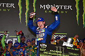 Monster Energy NASCAR Cup Series<br /> Monster Energy NASCAR All-Star Race<br /> Charlotte Motor Speedway, Concord, NC USA<br /> Saturday 20 May 2017<br /> Kyle Busch, Joe Gibbs Racing, M&M's Caramel Toyota Camry wins.<br /> World Copyright: Rusty Jarrett<br /> LAT Images<br /> ref: Digital Image 17CLT1rj_4773