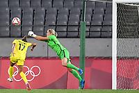 2021 Tokyo Olympic Games 2020 Australia v New Zealand Womens Football Jul 21st