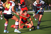 North Harbour 1 v Wairarapa. 2021 National Women's Under-18 Hockey Tournament day three at National Hockey Stadium in Wellington, New Zealand on Tuesday, 13 July 2021. Photo: Dave Lintott / lintottphoto.co.nz https://bwmedia.photoshelter.com/gallery-collection/Under-18-Hockey-Nationals-2021/C0000T49v1kln8qk