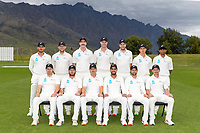 20th November 2020; John Davies Oval, Queenstown, Otago, South Island of New Zealand. New Zealand A team picture versus  West Indies