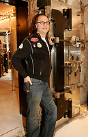 Montreal, CANADA - File -<br /> <br /> Portrait of Salvatore Parasuco, President and Founder of Parasuco.<br /> <br /> Parasuco announced today February 6, 2015 that is is closing all its 7 stores.