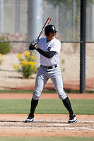 Trayce Thompson - Chicago White Sox 2009 Instructional League. .Photo by:  Bill Mitchell/Four Seam Images..