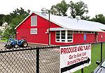 WATERBURY, CT. - 19 July 2021-071921SV05-The Brass City Food Hub on Mill Street in Waterbury Monday. <br /> Steven Valenti Republican-American