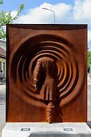 Plastil-Darstellung des Jakob Kettler, Lettland, Europa