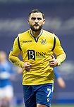 Rangers v St Johnstone…03.02.21   Ibrox   SPFL<br />Craig Conway<br />Picture by Graeme Hart.<br />Copyright Perthshire Picture Agency<br />Tel: 01738 623350  Mobile: 07990 594431