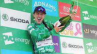 Picture by Alex Whitehead/SWpix.com - 11/06/2017 - Cycling - OVO Energy Women's Tour - Stage 5: The London Stage - WM3's Katarzyna Niewiadoma.