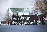 2020/03/02 Berlin | Trauer Hanau-Opfer | Integrationsgipfel