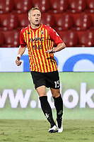 Kamil Glik of SC Benevento<br /> during the Serie A football match between SC Benevento and FC Internazionale at stadio Ciro Vigorito in Benevento (Italy), September 30, 2020. <br /> Photo Cesare Purini / Insidefoto