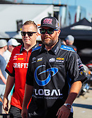 Richie Crampton, Shawn Langdon, Craftsman Tools, top fuel, pitpass