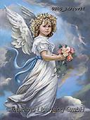 CHILDREN, KINDER, NIÑOS, paintings+++++,USLGSKPROV11,#K#, EVERYDAY ,Sandra Kock, victorian ,angels