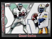 Homer Jordan-JOGO Alumni cards-photo: Scott Grant
