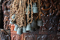 Bells for sale in Siem Reap, Cambodia