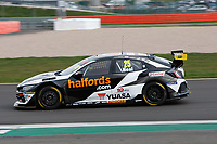 2020 British Touring Car Championship Media day. #25 Matt Neal. Halfords Yuasa Racing. Honda Civic Type R.