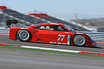 Jon Bennett (77), Driver of Doran Racing Ford in action during the Grand-Am of the Americas practice and qualifying sessions at the Circuit of the Americas race track in Austin,Texas...