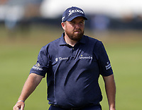 15th July 2021; Royal St Georges Golf Club, Sandwich, Kent, England; The Open Championship, PGA Tour, European Tour Golf, First Round ; Shane Lowry (IRE) on the green at the second hole