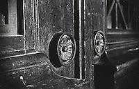 Old door knobs<br />