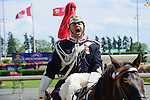 TORONTO, ON - JULY 03:  at Queen's Plate Day at Woodbine Race Course on July 3, 2016 in Toronto, Ontario. (Photo by Victor Biro/Eclipse Sportswire/Getty Images)