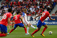 Harrison, NJ - Friday Sept. 01, 2017: Tim Ream during a 2017 FIFA World Cup Qualifier between the United States (USA) and Costa Rica (CRC) at Red Bull Arena.