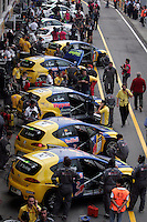 The Macau Grand Prix is an event held in November in the streets of Macau. It is known for being the only street circuit racing event in which both car and motorcycle races are held.The Macau Grand Prix currently consists of the Macau Motorcycle Grand Prix, the World Touring Car Championship Guia Race and the Macau F3 Grand Prix. This year, 2006, was the 40th anniversary of the event..