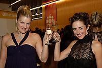 Montreal (Qc) CANADA, September 9, 2007 - Sophie Moreau (L)<br /> Isabelle Brouillette,<br /> Gala des Gemeaux, Palais des Congres de Montreal.<br /> <br /> <br /> <br /> <br /> <br /> PHOTO :  Agence Quebec Presse