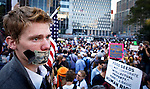New York - Occupy Wall Street protest - Highlights October 5