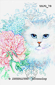 Marie, REALISTIC ANIMALS, REALISTISCHE TIERE, ANIMALES REALISTICOS, paintings+++++,USJO78,#A# ,Joan Marie cat