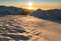 upper glacier   New Zealand