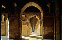 Egypt. Cairo. Ibn Tulun Mosque built between 876 and 879 CE..