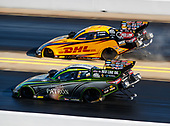 NHRA Mello Yello Drag Racing Series<br /> NHRA Carolina Nationals<br /> zMAX Dragway, Concord, NC USA<br /> Saturday 16 September 2017 Alexis DeJoria, Patron, J.R. Todd, DHL, funny car, Toyota, Camry<br /> <br /> World Copyright: Mark Rebilas<br /> Rebilas Photo